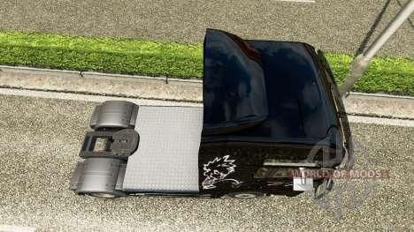 Haut Pisse auf die LKW-MANN für Euro Truck Simulator 2