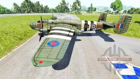 North American B-25 Mitchell v4.0 für BeamNG Drive