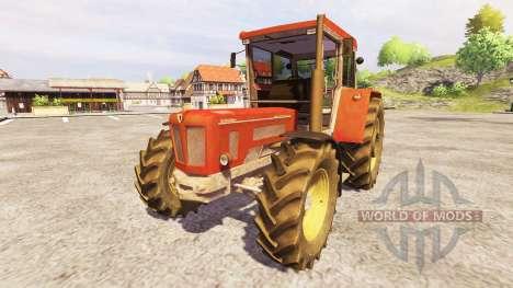 Schluter Super 1250 VL für Farming Simulator 2013