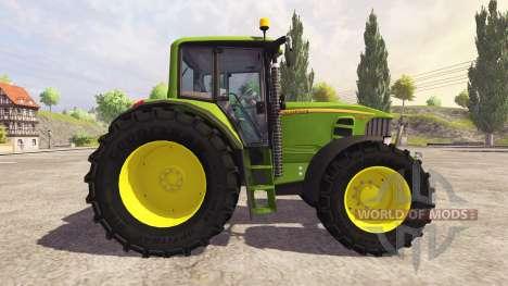 John Deere 7530 Premium v3.0 für Farming Simulator 2013