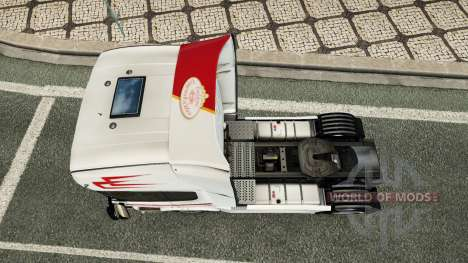 Скин Coppenrath & Wiese v1.2 pour Euro Truck Simulator 2