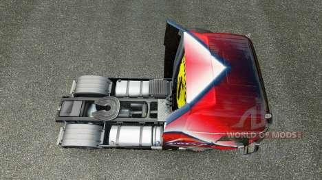 Volvo Spécial peau pour Volvo camion pour Euro Truck Simulator 2