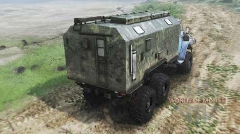 Ural 4320 URSS [03.03.16] pour Spin Tires