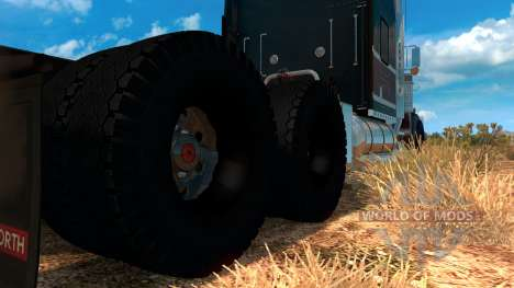 Off-road roues pour American Truck Simulator