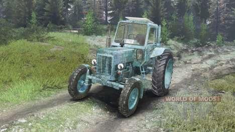 MTZ-80 Belarus [03.03.16] für Spin Tires