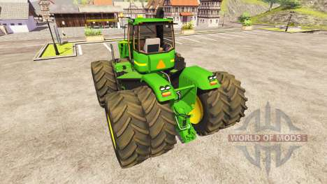 John Deere 9630 v2.1 für Farming Simulator 2013