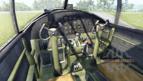North American B-25 Mitchell v4.0 pour BeamNG Drive