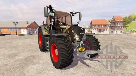Fendt 724 Vario SCR [military] v3.0 für Farming Simulator 2013