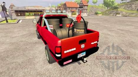 Dodge Ram 2500 pour Farming Simulator 2013