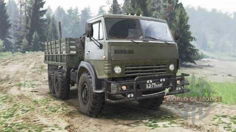 KAMAZ-4310 [modifier][03.03.16] pour Spin Tires