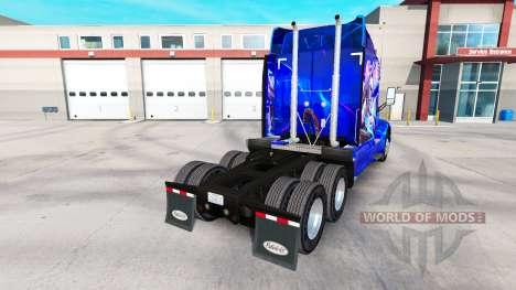 L'aigle de la peau pour le camion Peterbilt pour American Truck Simulator