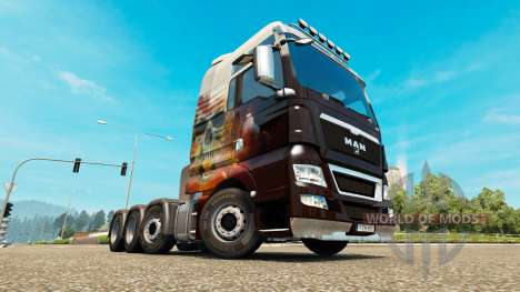 MAN TGX 8x8 für Euro Truck Simulator 2