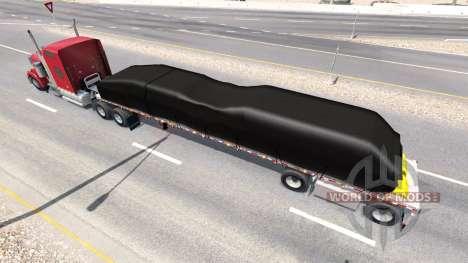 Les remorques en circulation pour American Truck Simulator