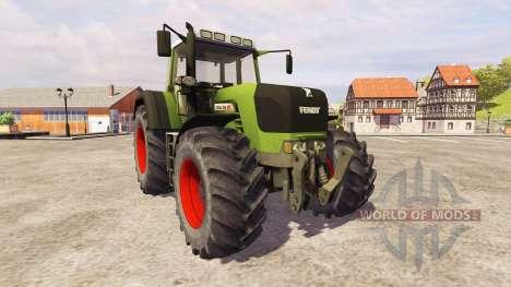 Fendt 930 Vario TMS v2.0 pour Farming Simulator 2013