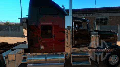 Turkish Power W900 pour American Truck Simulator