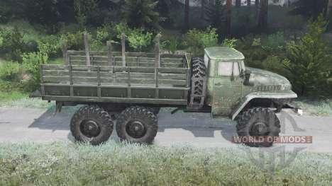 Ural-375 [03.03.16] für Spin Tires