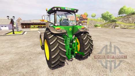 John Deere 7200R pour Farming Simulator 2013
