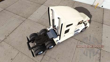 Haut Wallbert auf einem Kenworth-Zugmaschine für American Truck Simulator