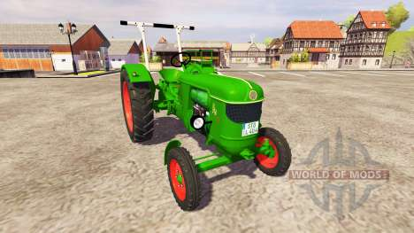 Deutz D40 v3.0 für Farming Simulator 2013