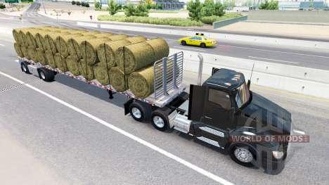 Neue Trailer im traffic für American Truck Simulator