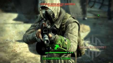 The Rebel für Fallout 4