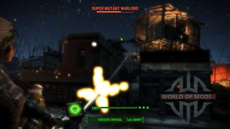WH-Mk22 Heavy Machinegun für Fallout 4