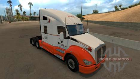 Navajo Express Inc. skin for Kenworth T680 für American Truck Simulator
