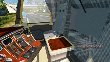 Scania 143M v2.0 pour Euro Truck Simulator 2