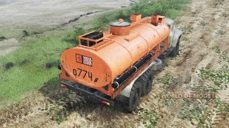 ZIL-133 G1 [03.03.16] für Spin Tires