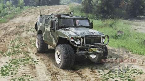 GAZ-2975 Tiger [03.03.16] für Spin Tires