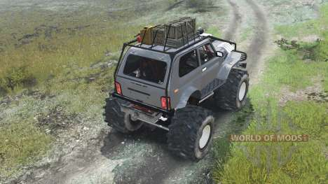L'Oural champ [modifié][03.03.16] pour Spin Tires