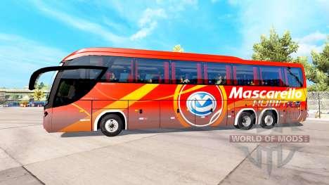 Mascarello Roma 370 für American Truck Simulator