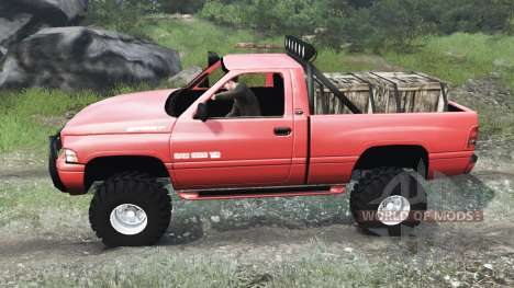 Dodge Ram 1500 [03.03.16] pour Spin Tires