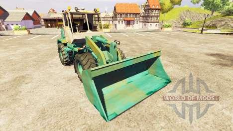 T-156 v2.0 für Farming Simulator 2013