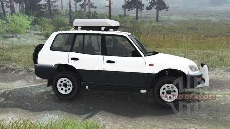 Toyota RAV4 [03.03.16] pour Spin Tires