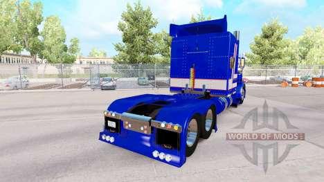La peau d'une Mauvaise Habitude pour le camion P pour American Truck Simulator