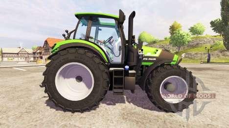 Deutz-Fahr Agrotron 6190 TTV FL v2.0 pour Farming Simulator 2013