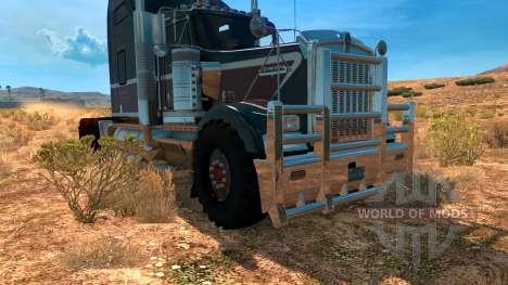 Off-road-Räder für American Truck Simulator