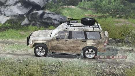 Nissan Patrol 2005 [03.03.16] für Spin Tires