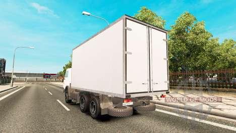 KamAZ-53212 v1.4 für Euro Truck Simulator 2