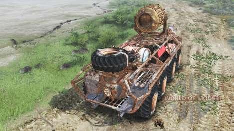 L'APC Mongo [03.03.16] pour Spin Tires