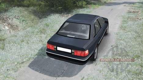 Audi 100 Quattro [03.03.16] für Spin Tires