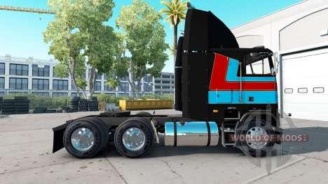 Haut Andre Bellemare auf der Zugmaschine Freight für American Truck Simulator