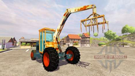Fortschritt T159 v4.0 für Farming Simulator 2013
