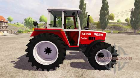 Steyr 8080 Turbo v3.0 für Farming Simulator 2013