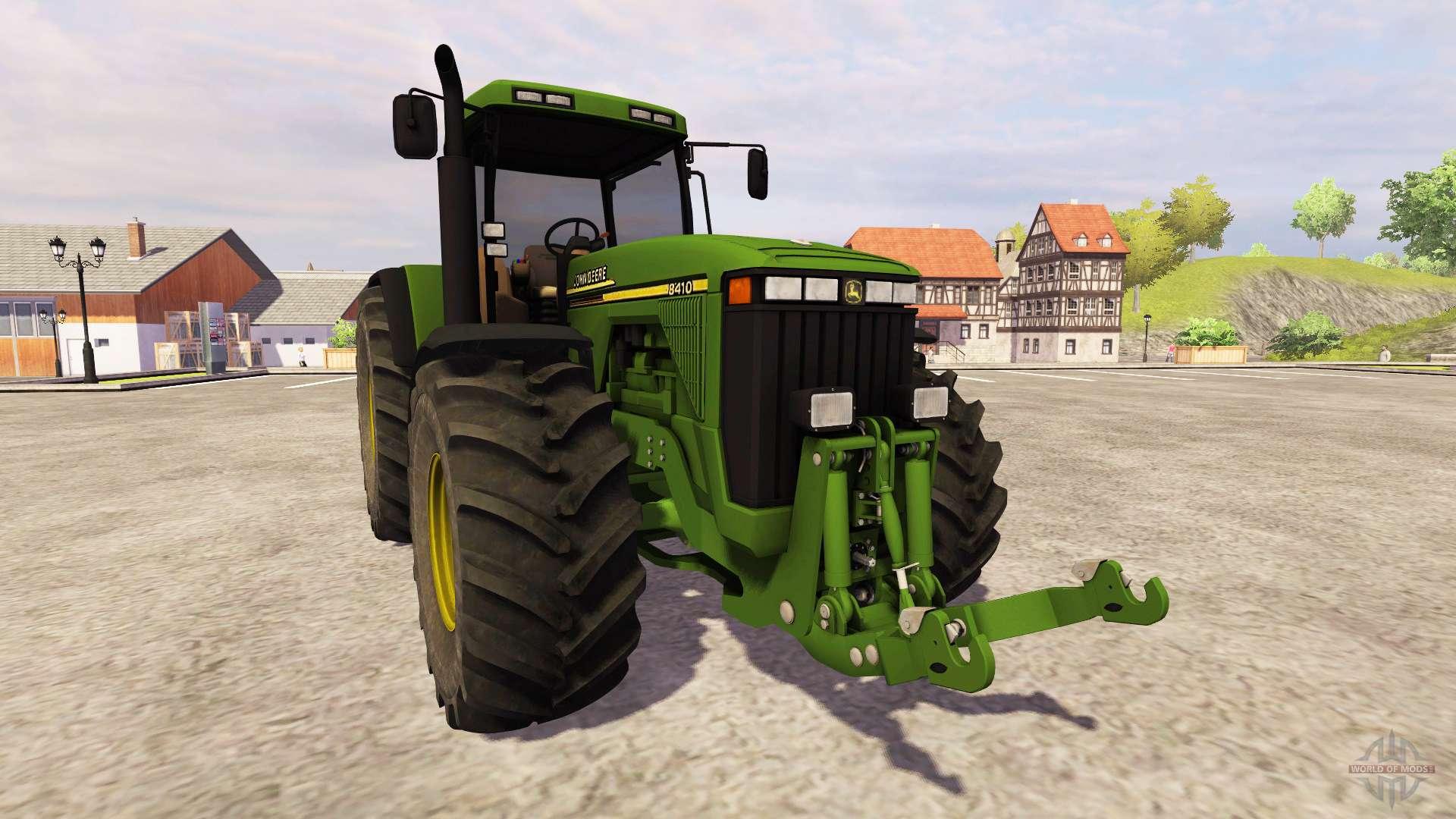 John deere 8410 pour farming simulator 2013 for 8410 3