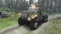 KrAZ-255 camion [03.03.16]