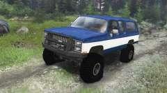 Chevrolet Suburban 1982 [03.03.16]