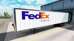 Skins UPS und FedEx für Anhänger