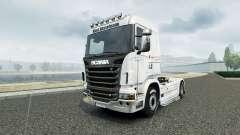 Skin von Klaus Bosselmann für Scania-LKW